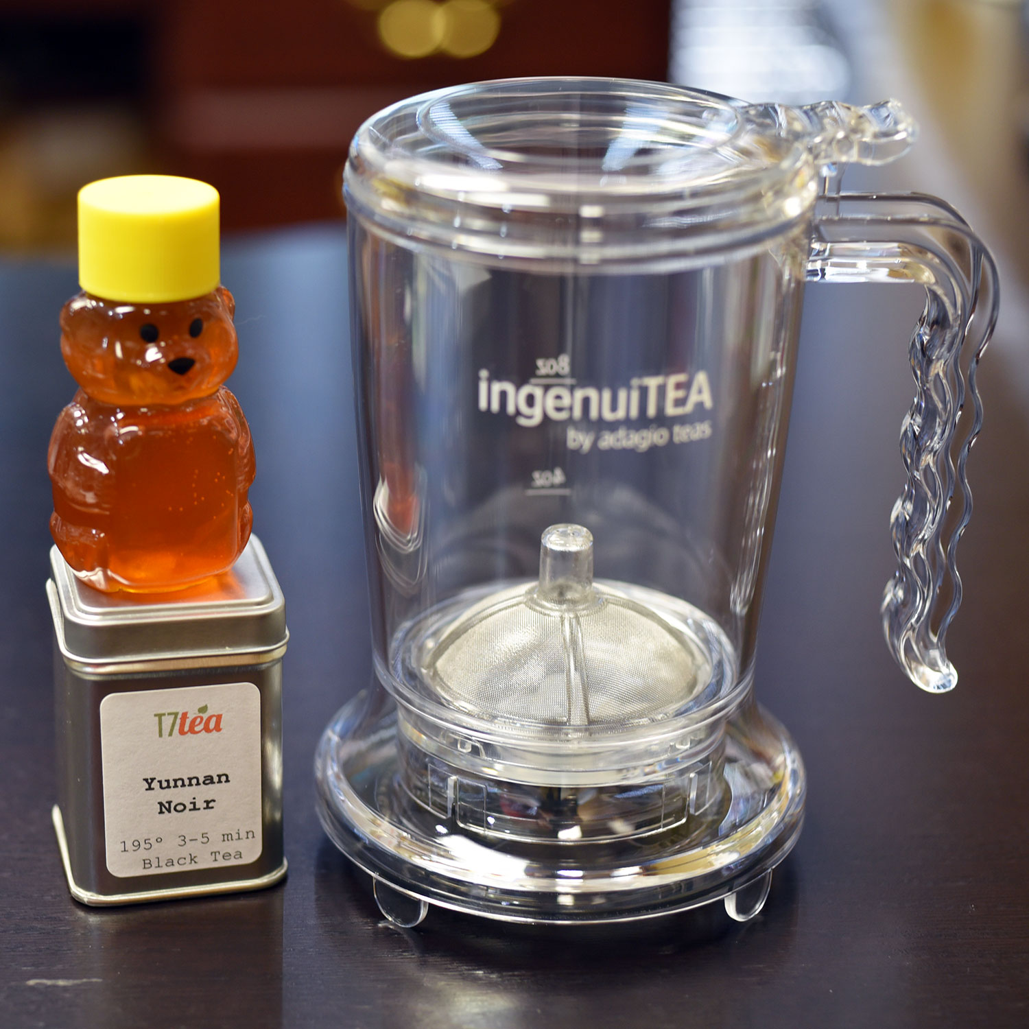 IngenuiTea 16oz Gift Set (pick up only)