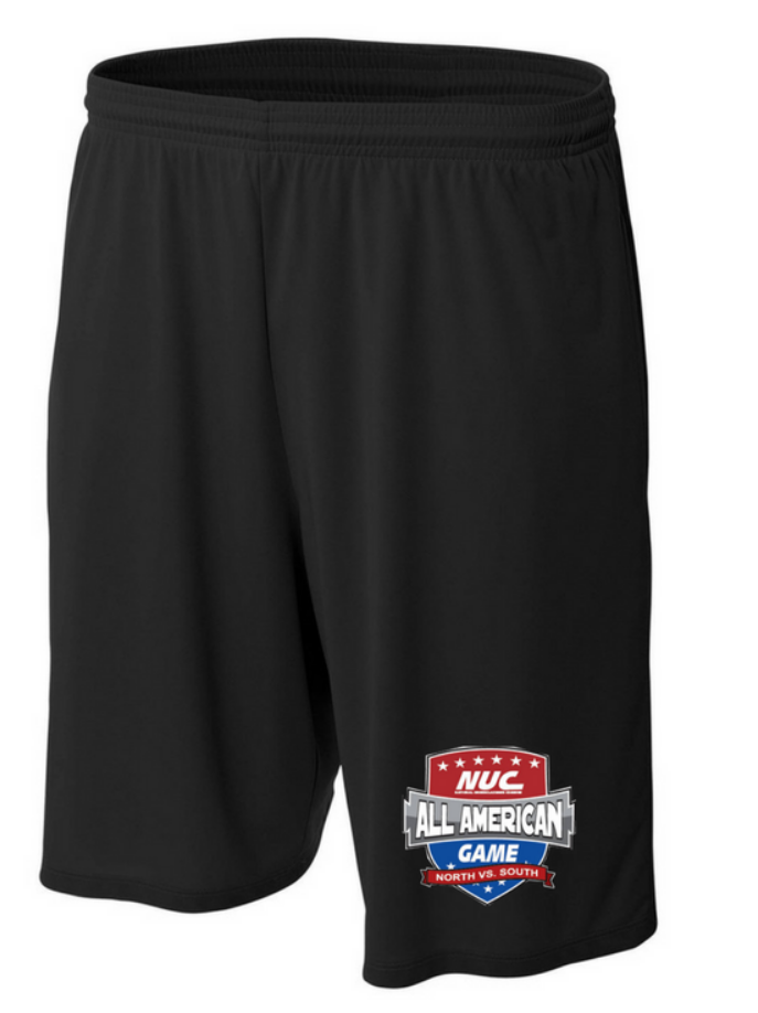 NUC All American Shorts Pocket