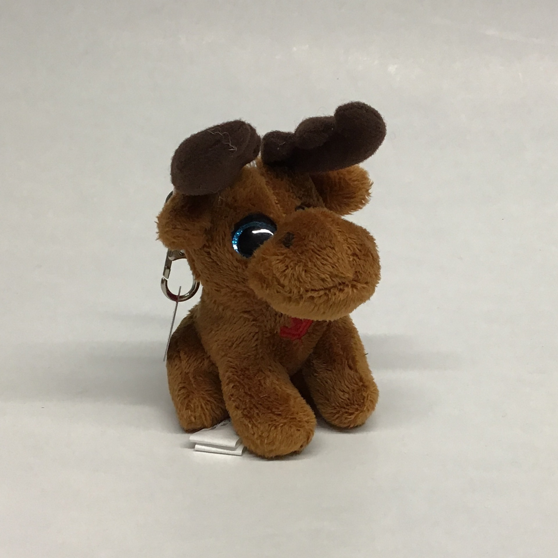 Stuffie: Moose Keychain