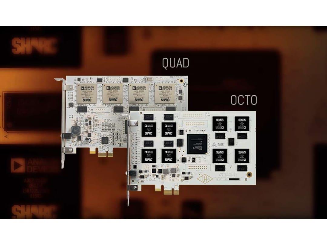 UNIVERSAL AUDIO | UAD-2 PCIe Card