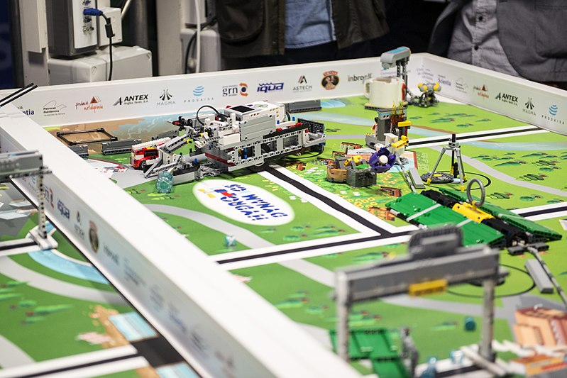 FLL Lego League Team