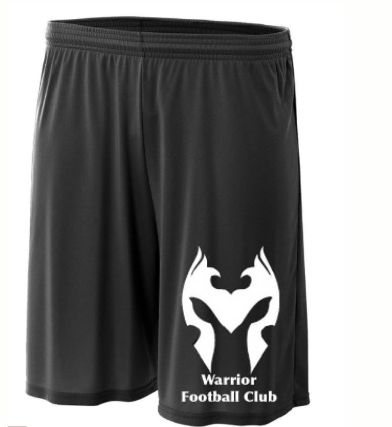 Warrior Kings Football Club Shorts