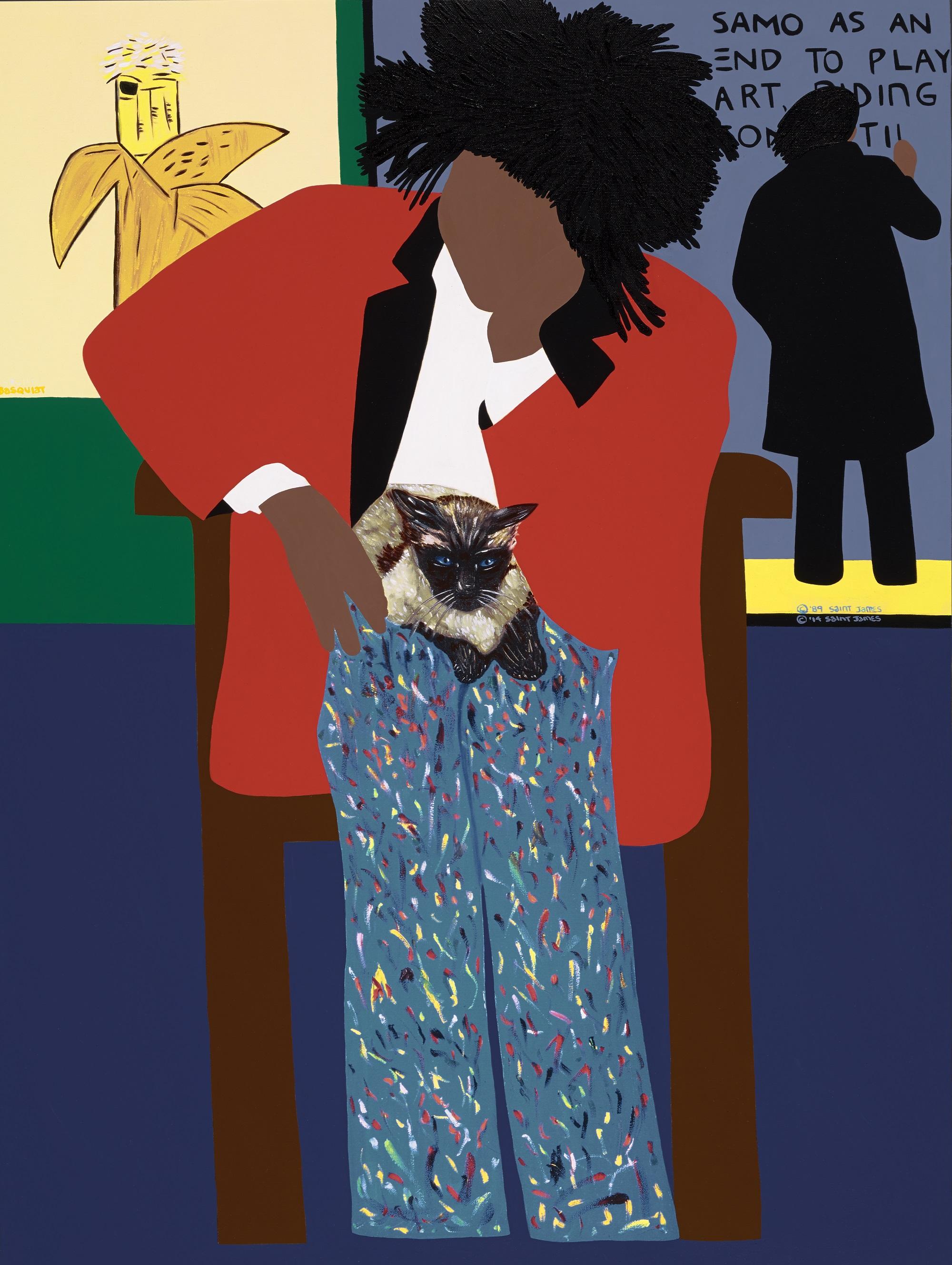 """""""A Tribute to Jean-Michel Basquiat"""""""
