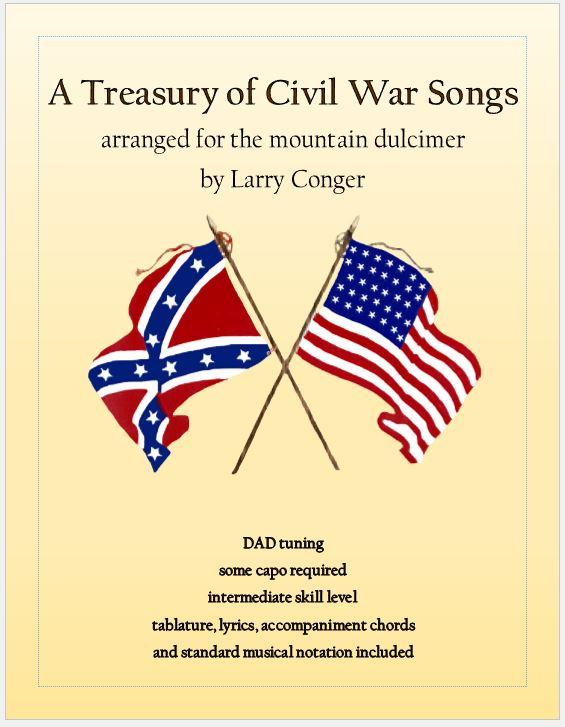 A Treasury Of Civil War Songs