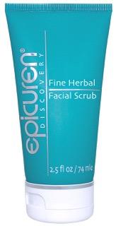 Epicuren Fine Herbal Scrub