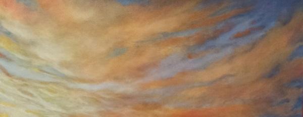 Sunstruck Oil Painting