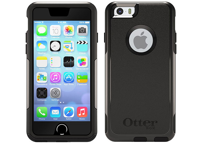 otterbox iphone 4 iphone 6 otterbox commuter black 4 7 quot 12745