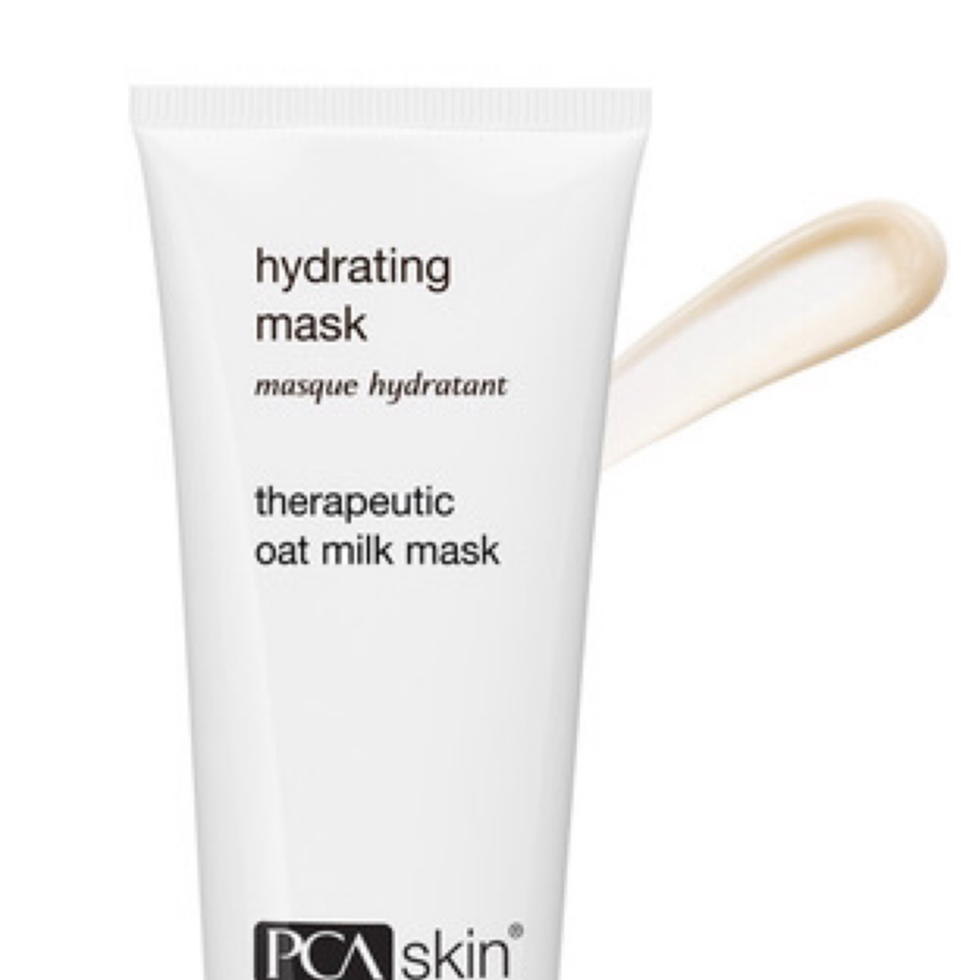 Hydrating Oat Milk Mask