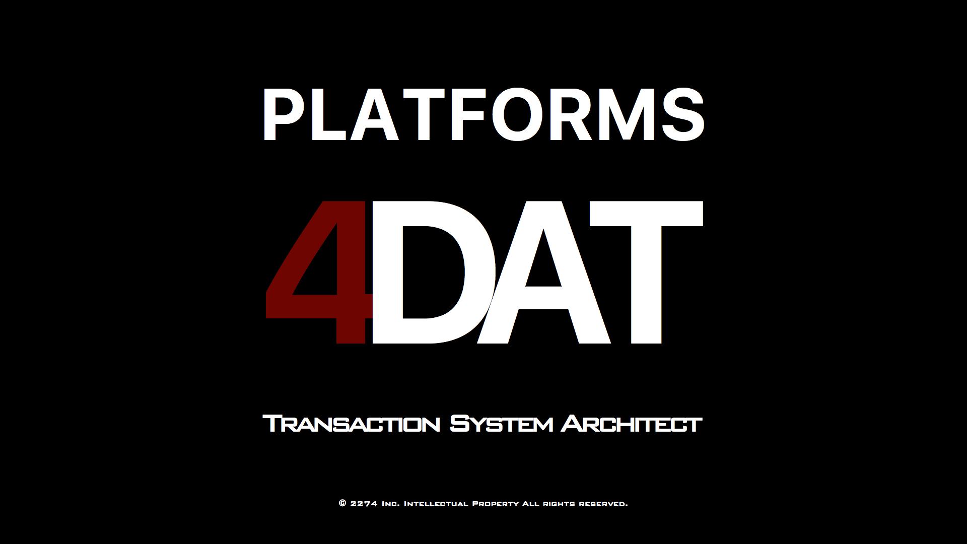 Transaction System Architect by [Z]