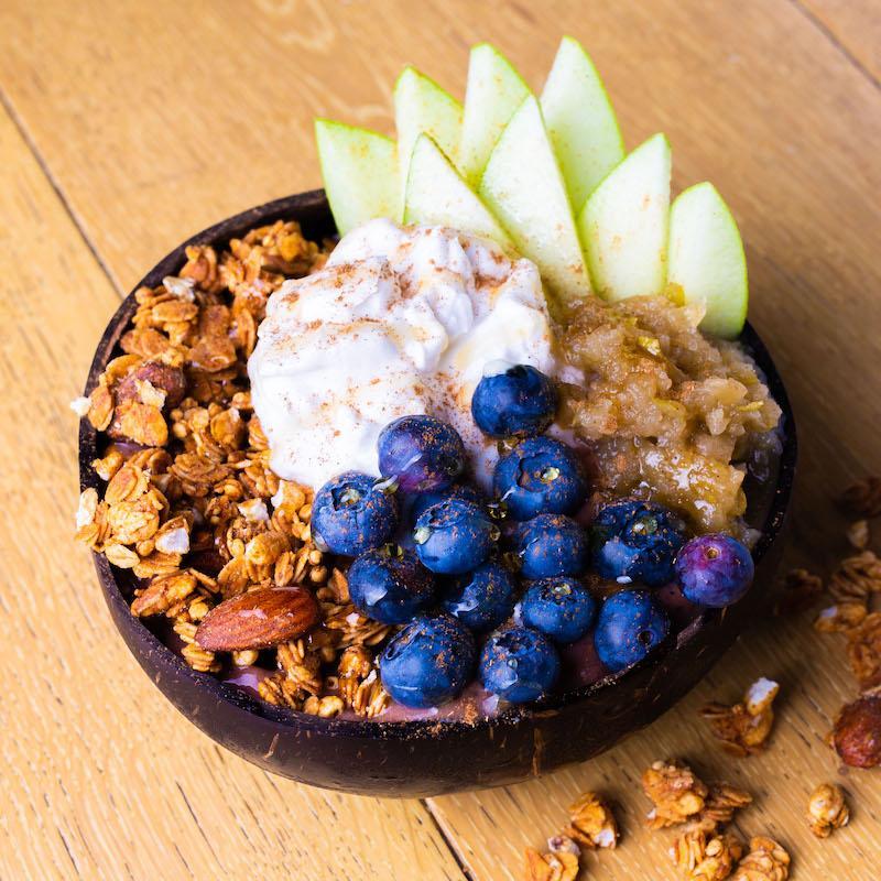 Apple Crunch Bowl