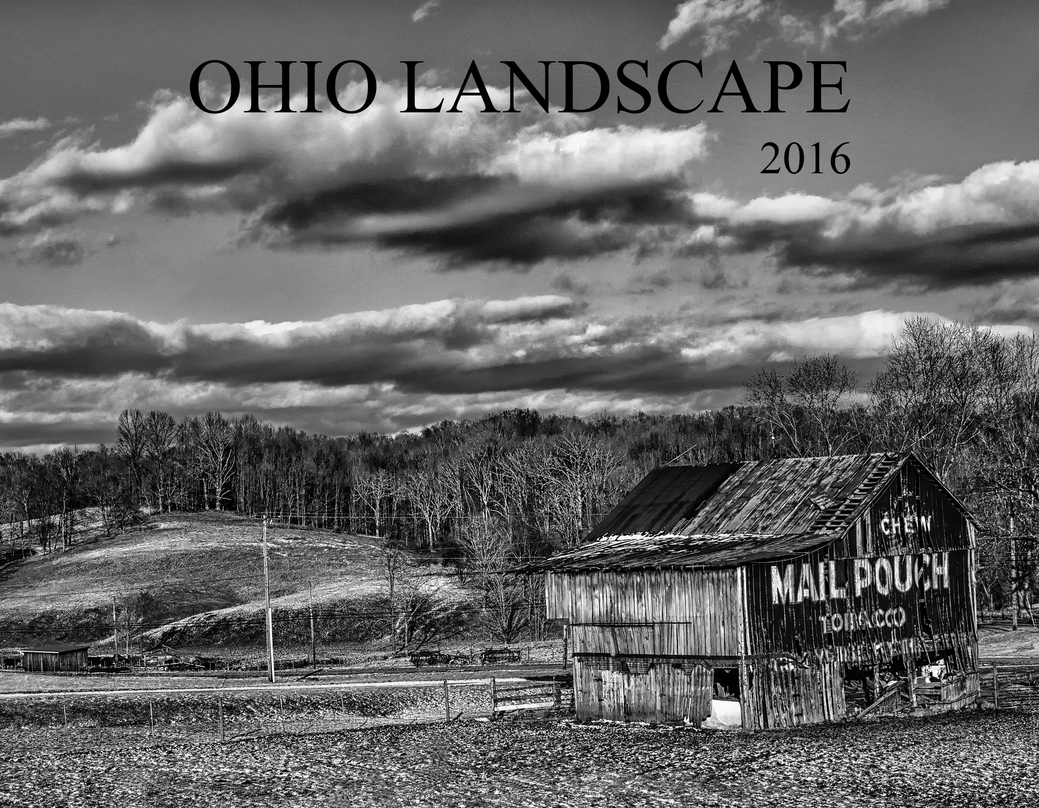 2016 Ohio Landscape Calendar