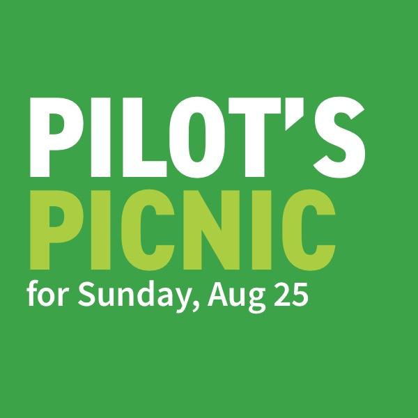 Pilot's Picnic (August 25)