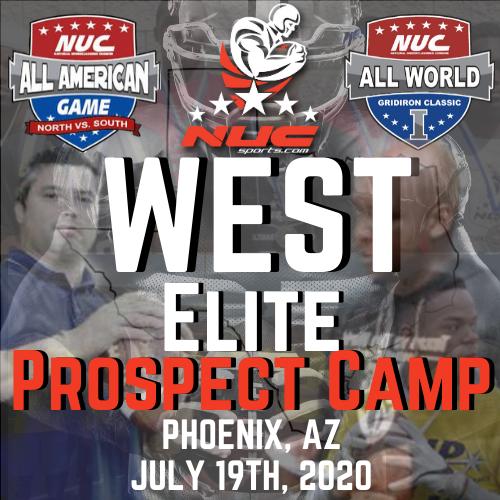 Coach Schuman's West Elite Prospect Camp, July 19th, 2020 Phoenix, AZ