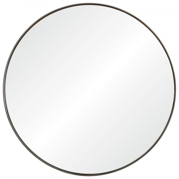 Hyannis Circle Wall Mirror