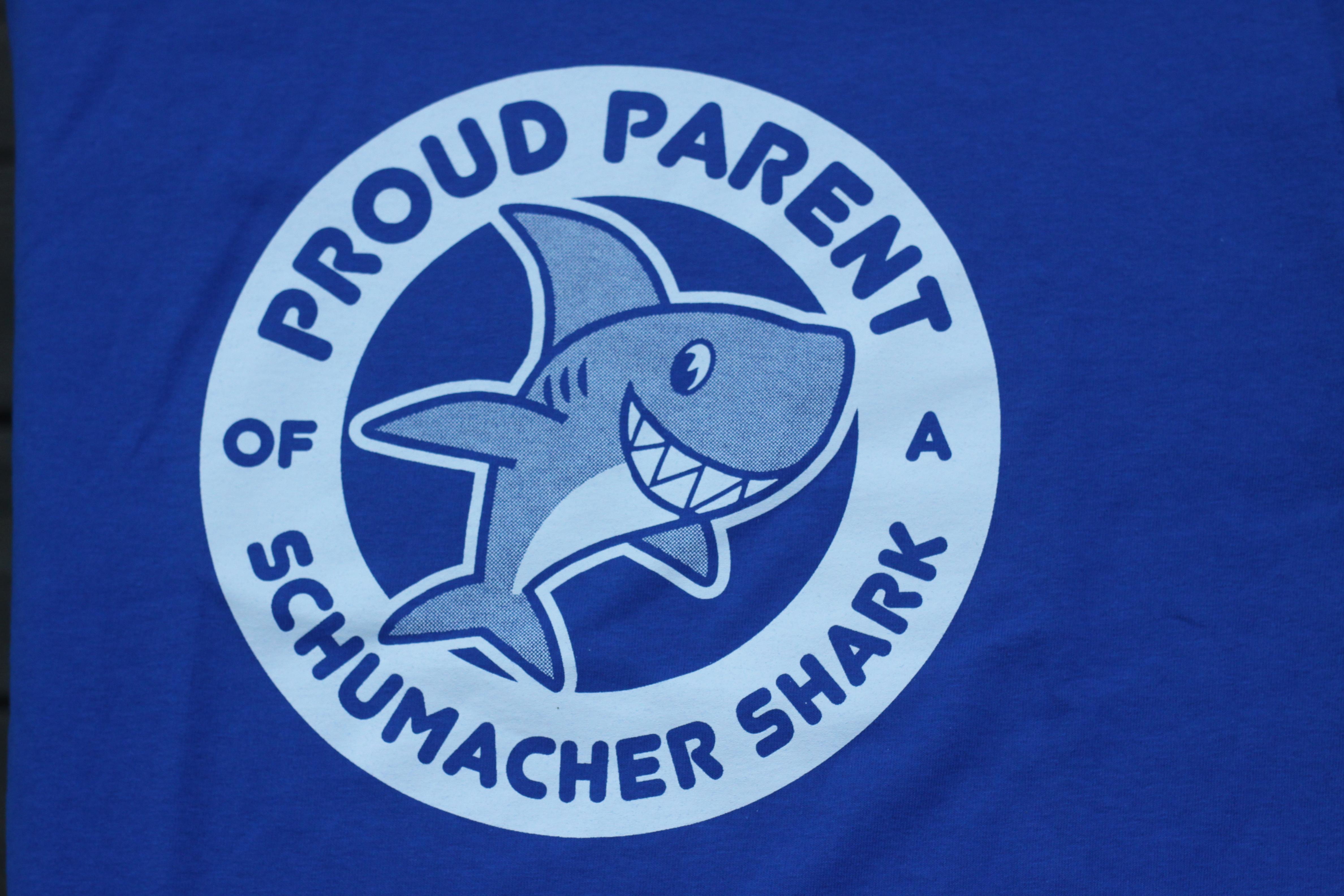 """Proud Parent"" T-shirts (short or long sleeve)"