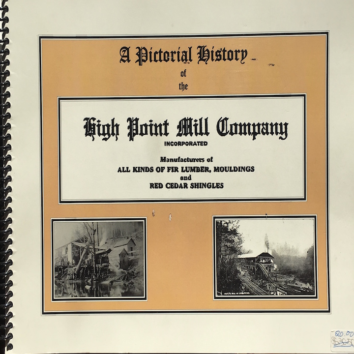 A Pictorial History of the High Point Mill Company