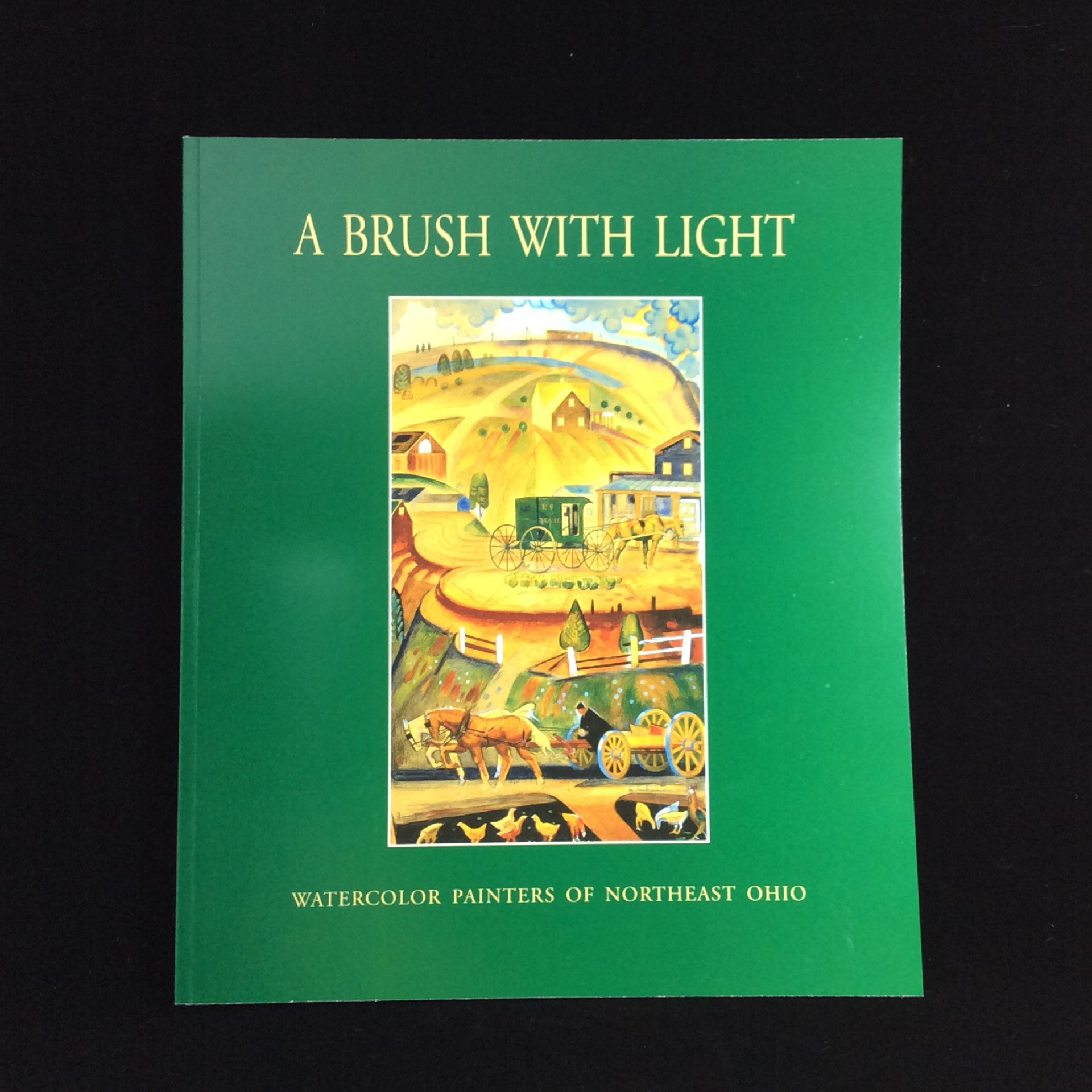 A Brush With Light