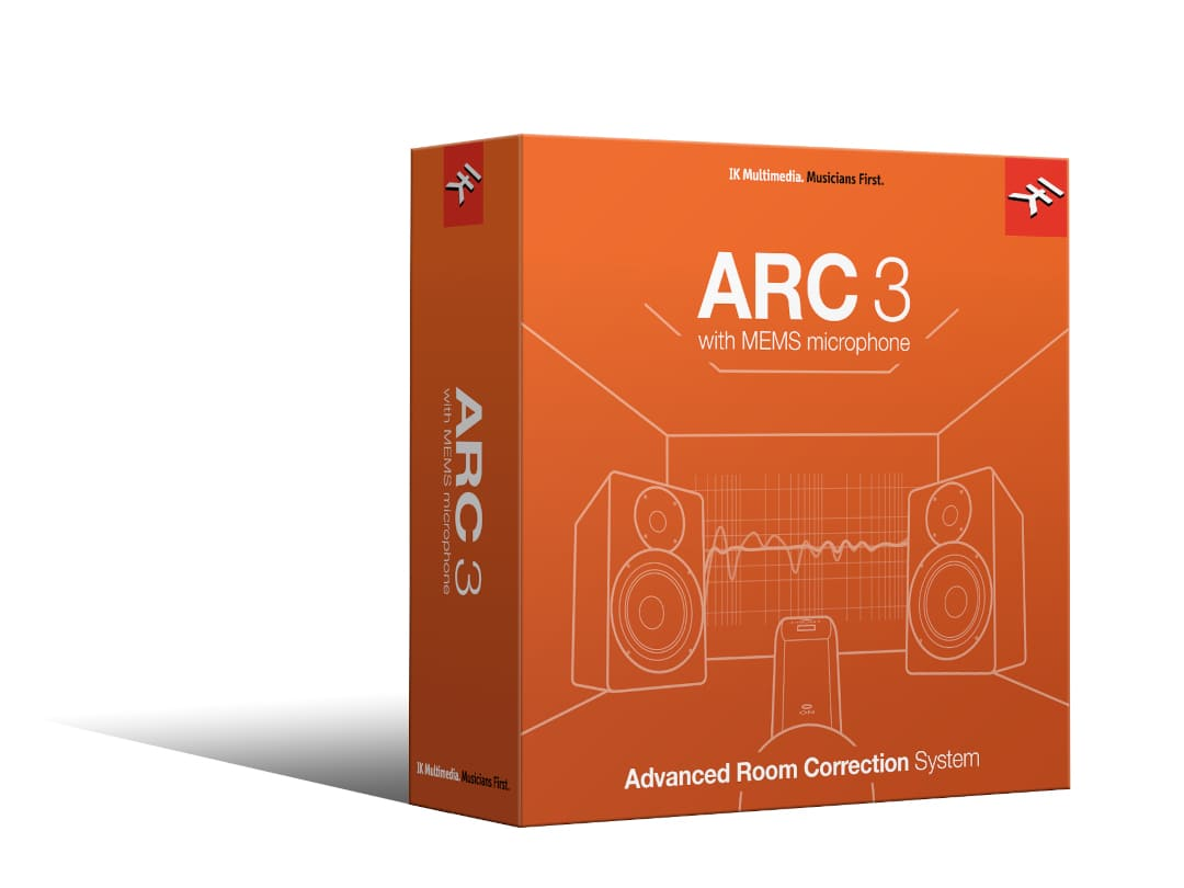 IK Multimedia | ARC System 3