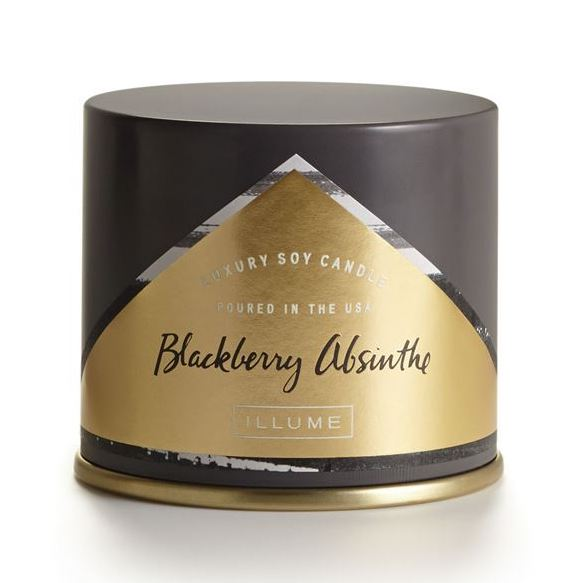 Blackberry Absinthe Candle, Tin