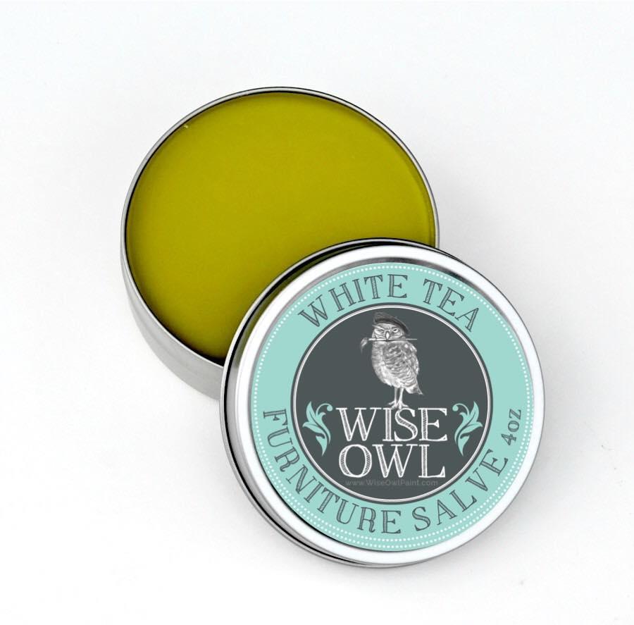 Wise Owl Furniture Salve - White Tea