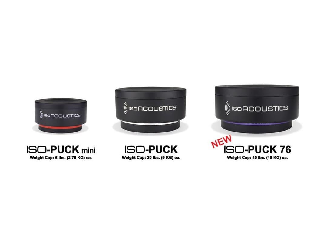 IsoAcoustics   ISO-PUCKシリーズ