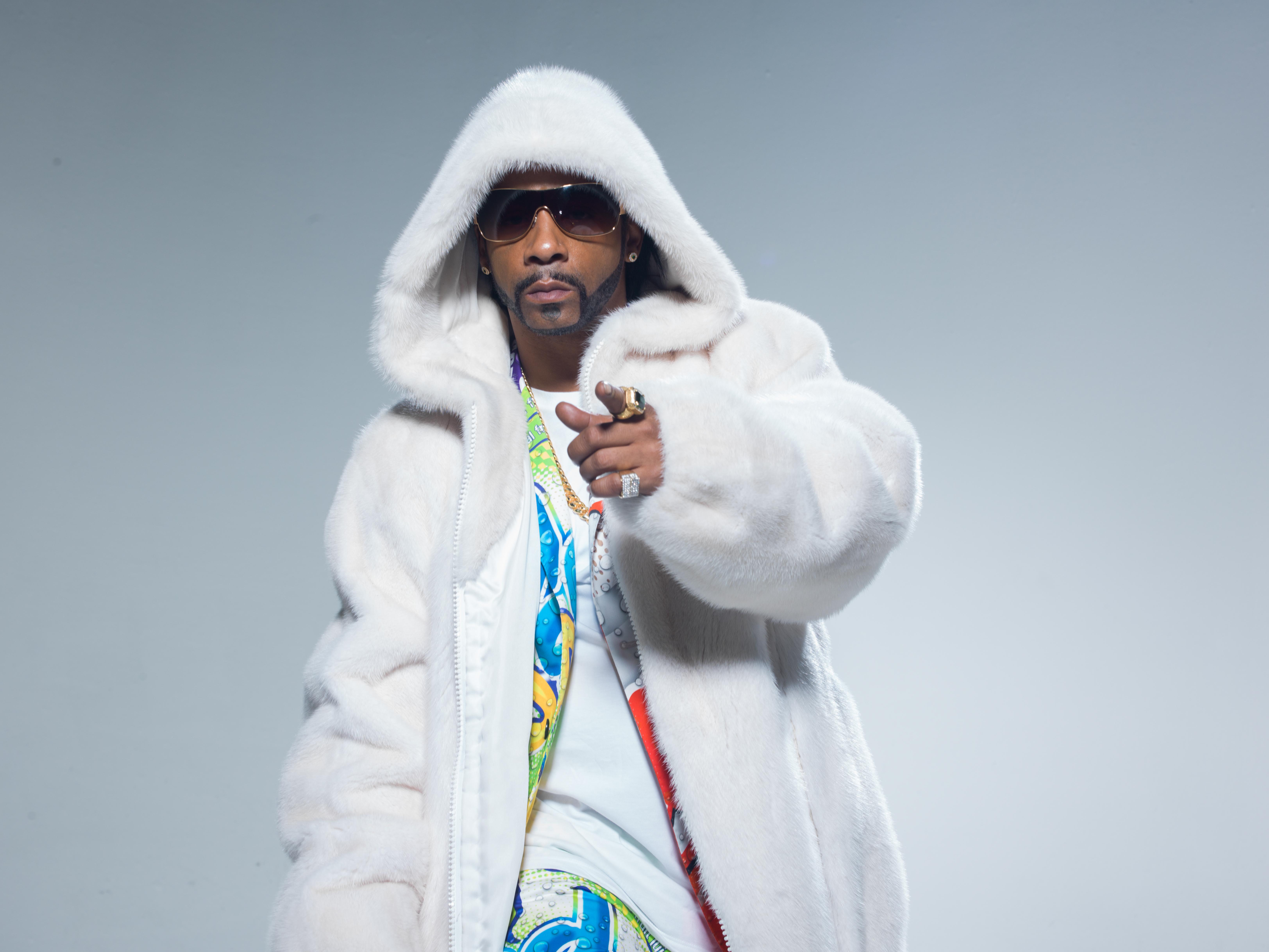Full White Mink Bomber Jacket