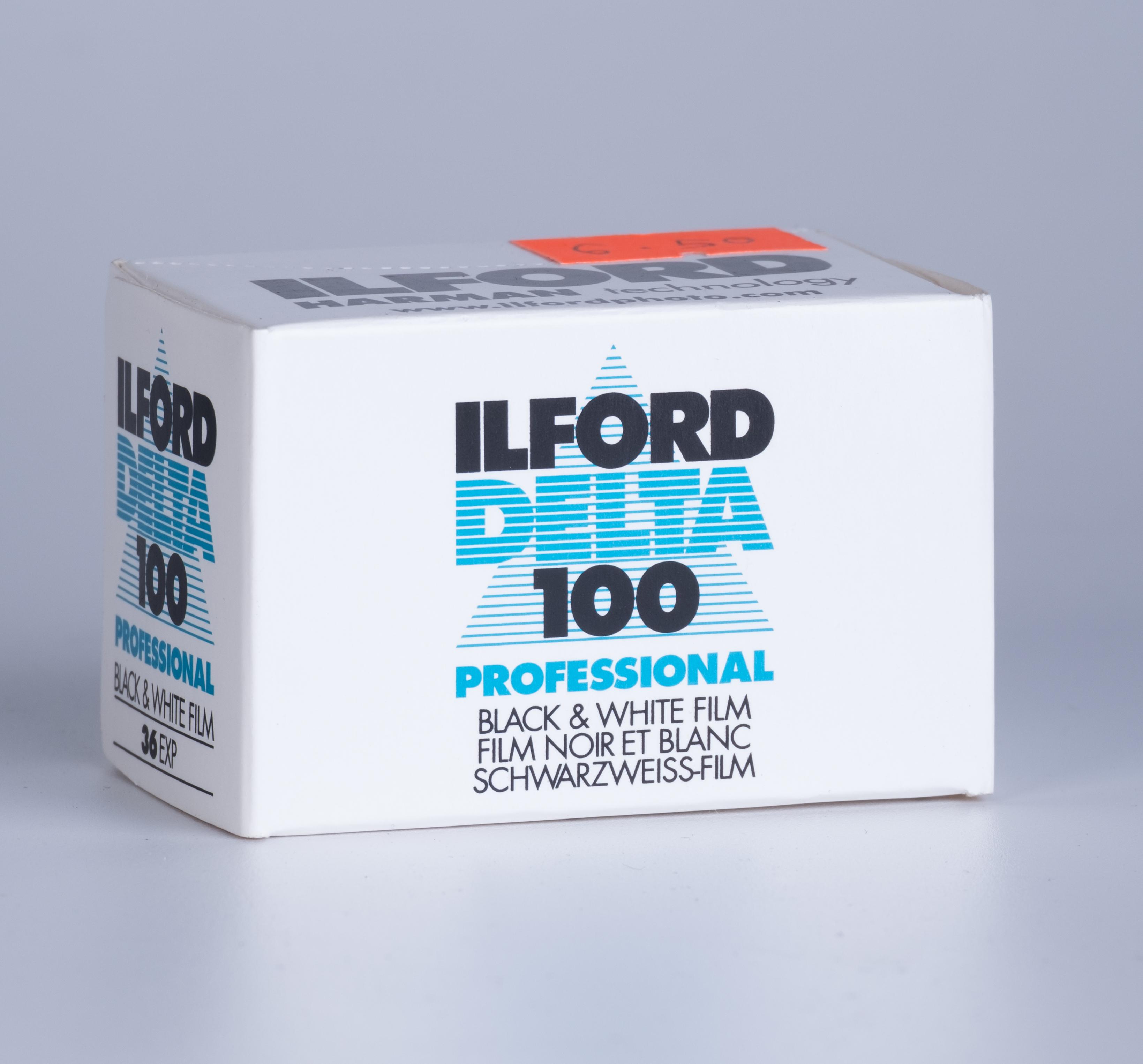 Ilford Delta 100/35