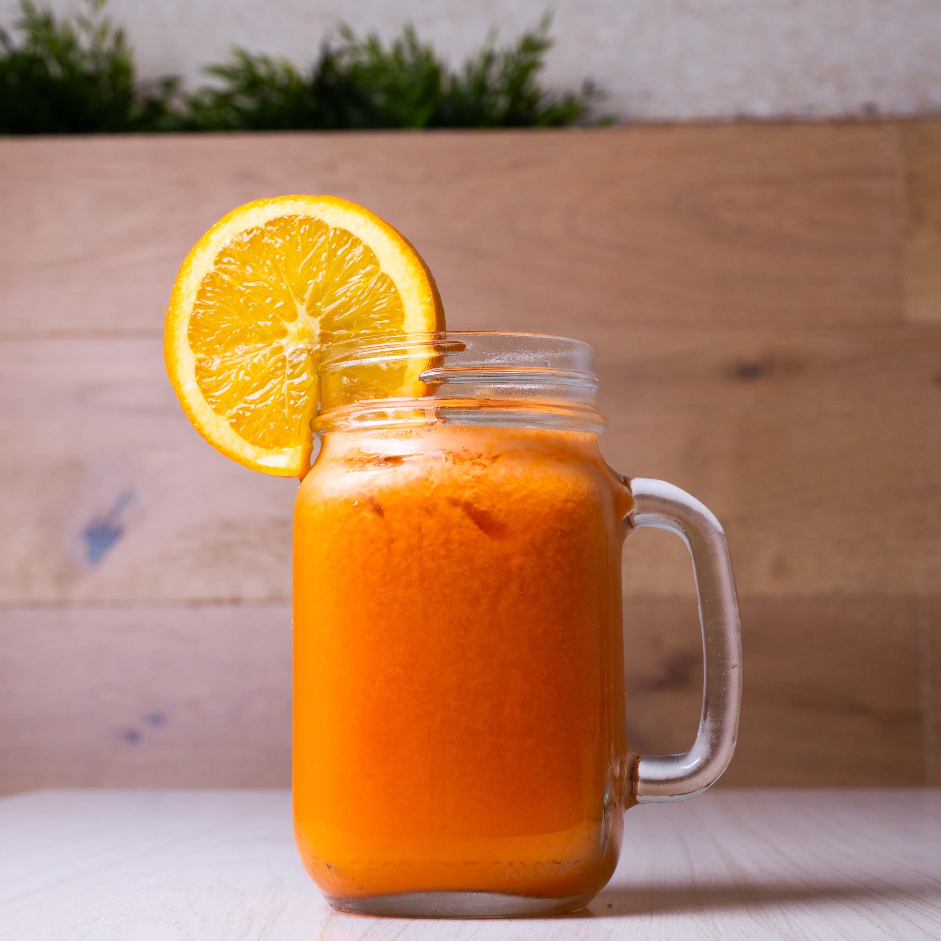 Ginger Ninja Juice