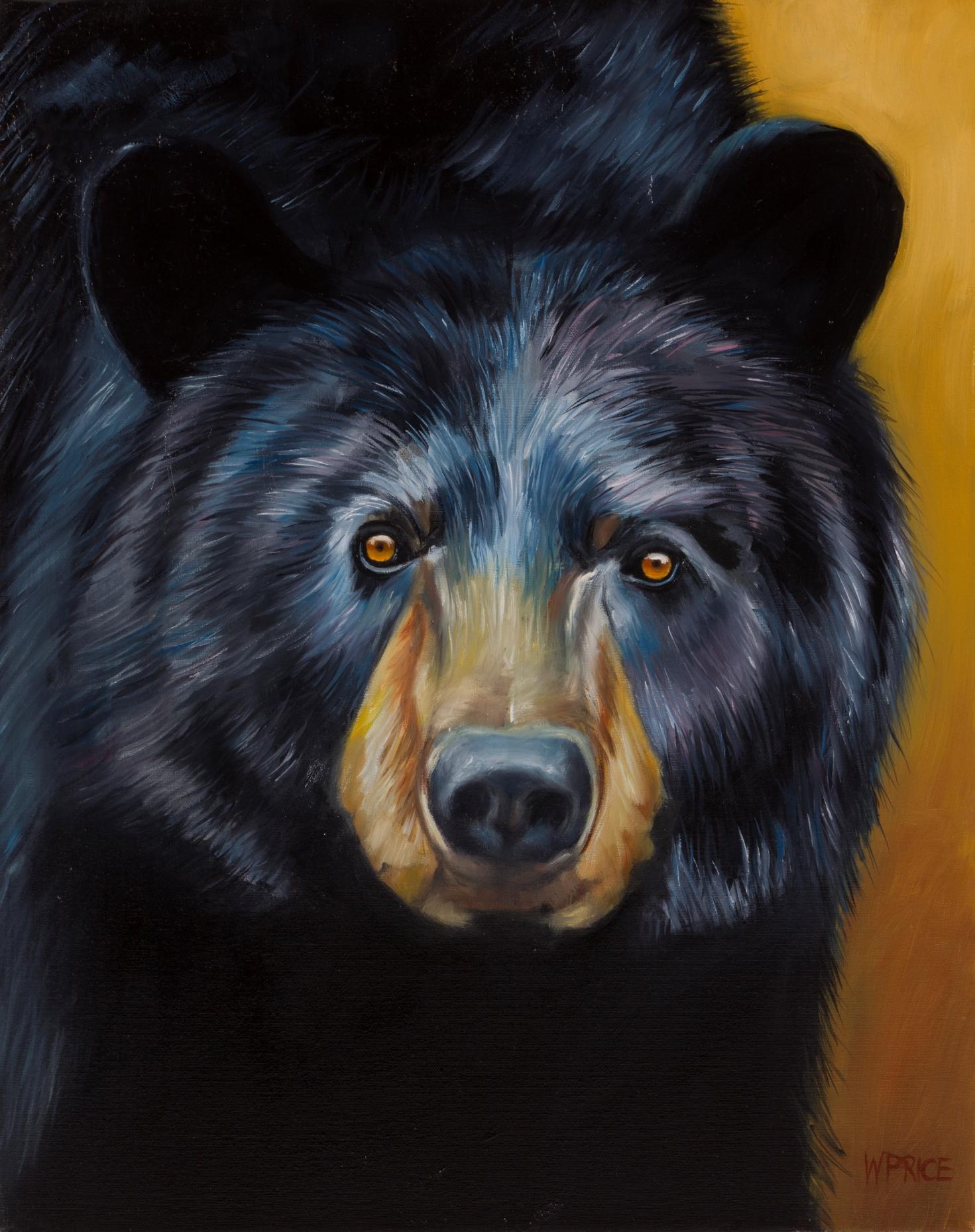 медведь масло картинки оттенки бывают разными