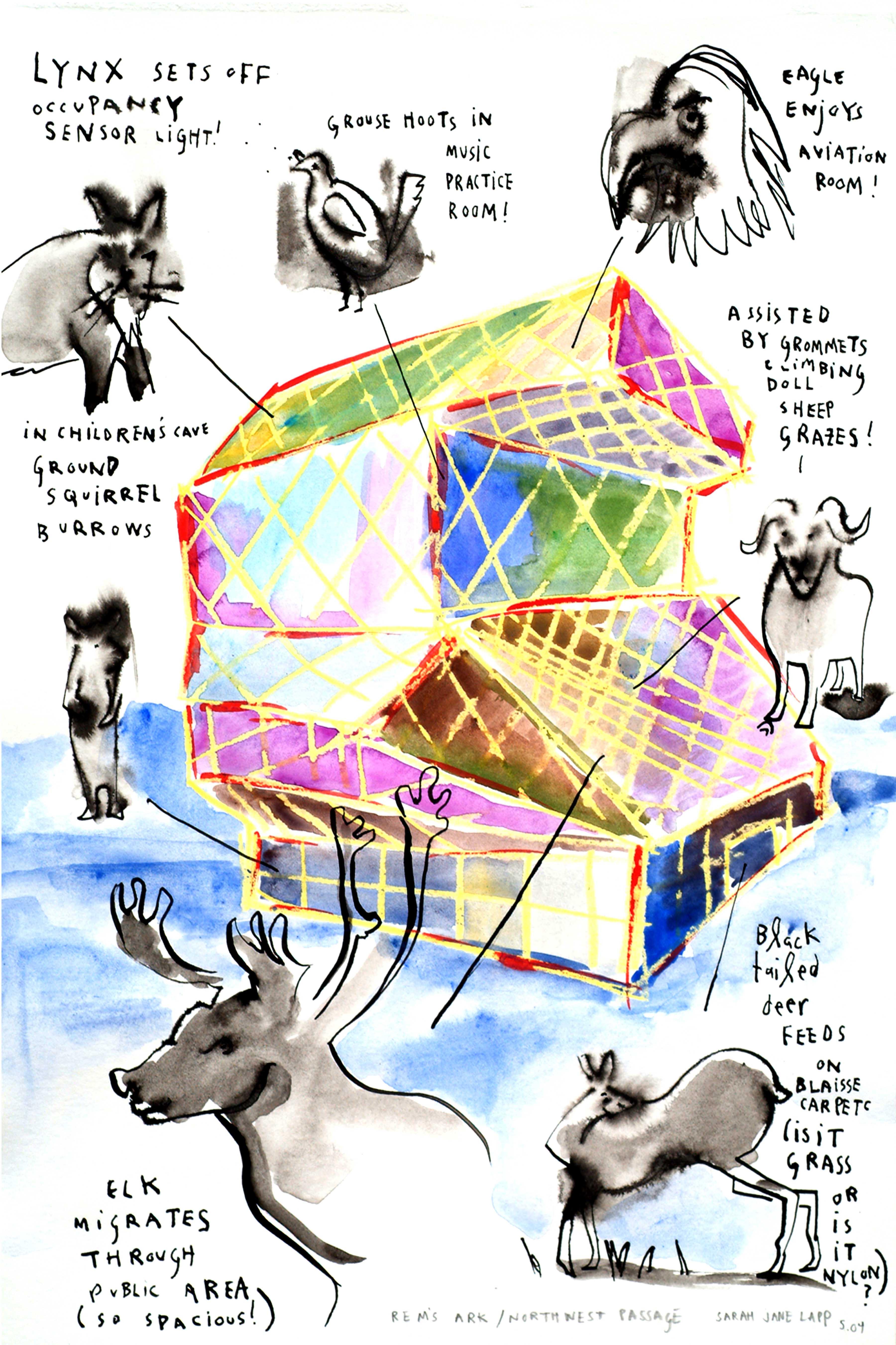 Rem's Ark