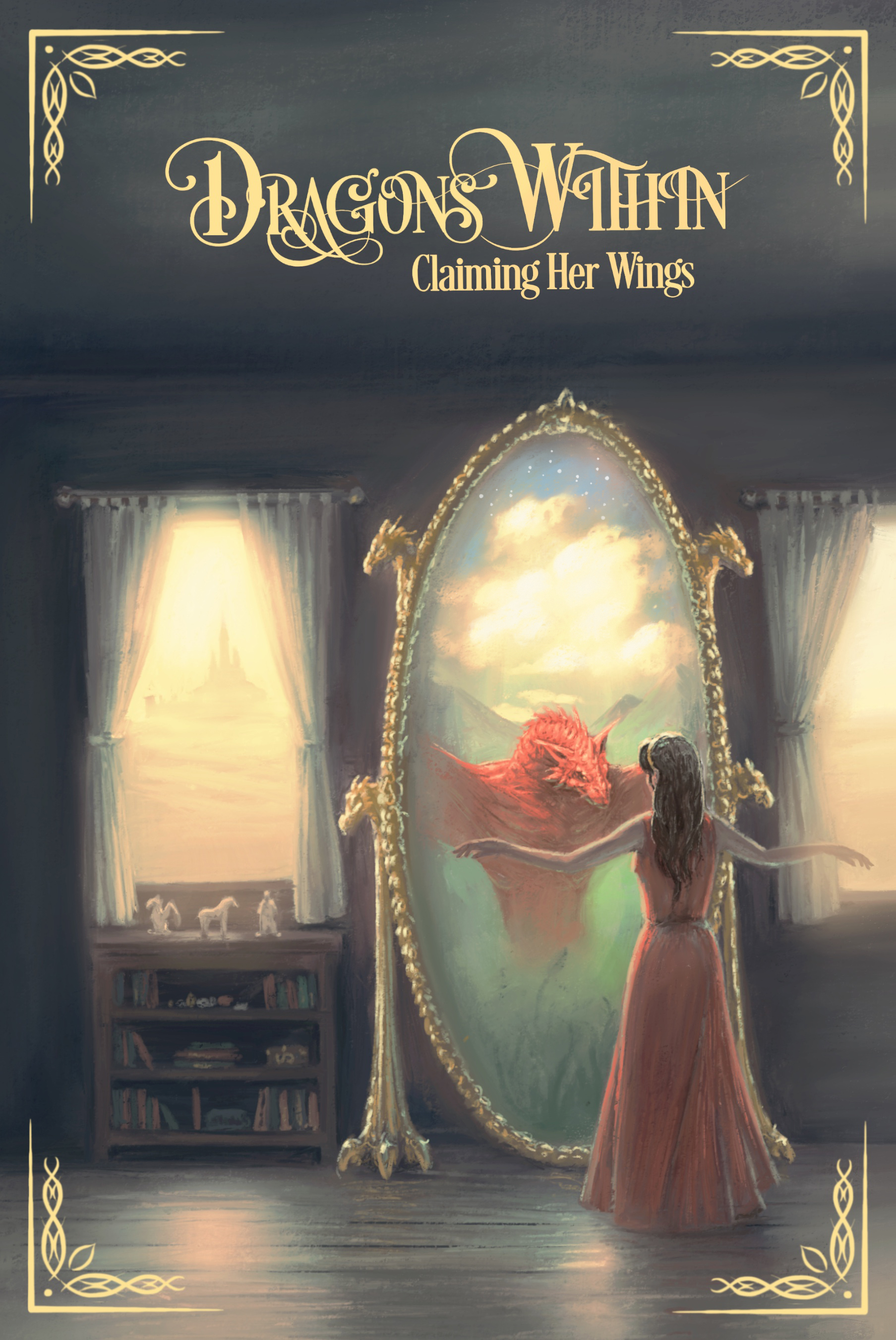 Dragons Within: Claiming Her Wings
