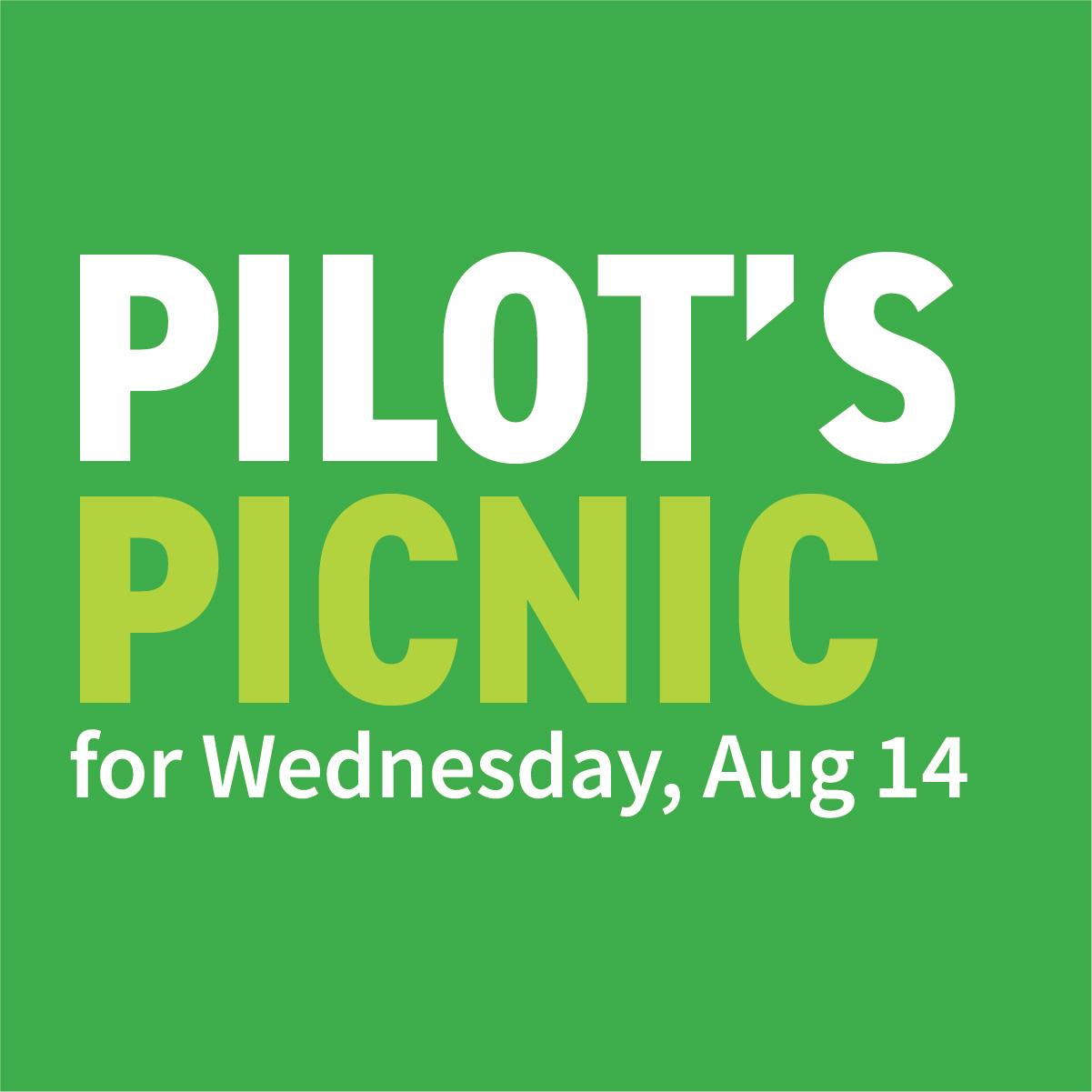 Pilot's Picnic (August 14)