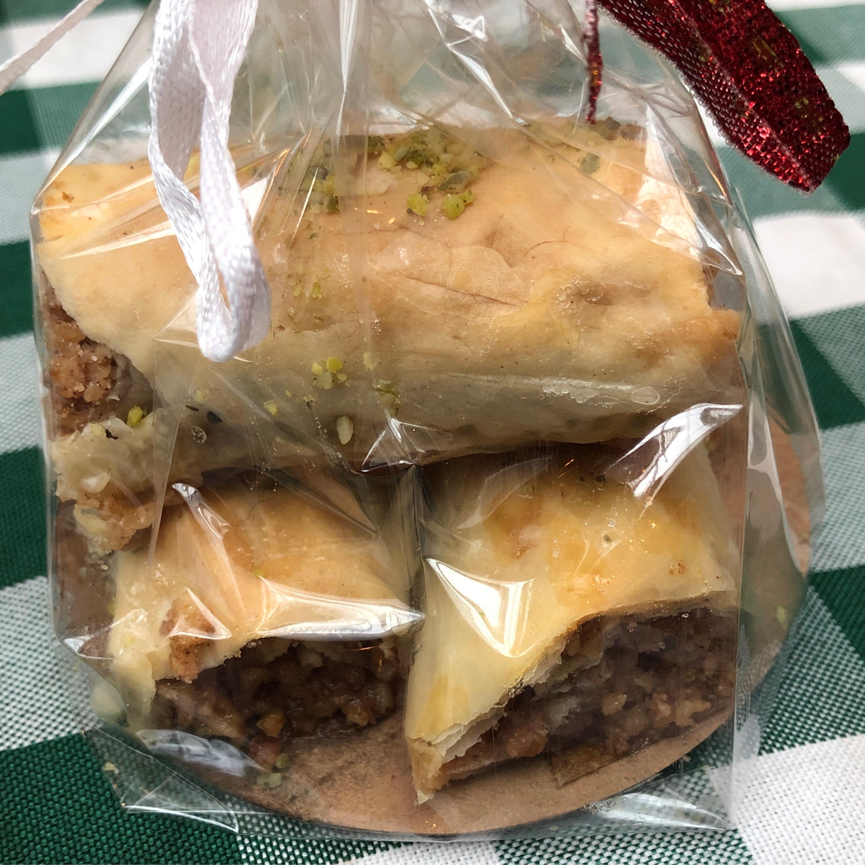 Baklava (Small) [Vegan Soy-free]