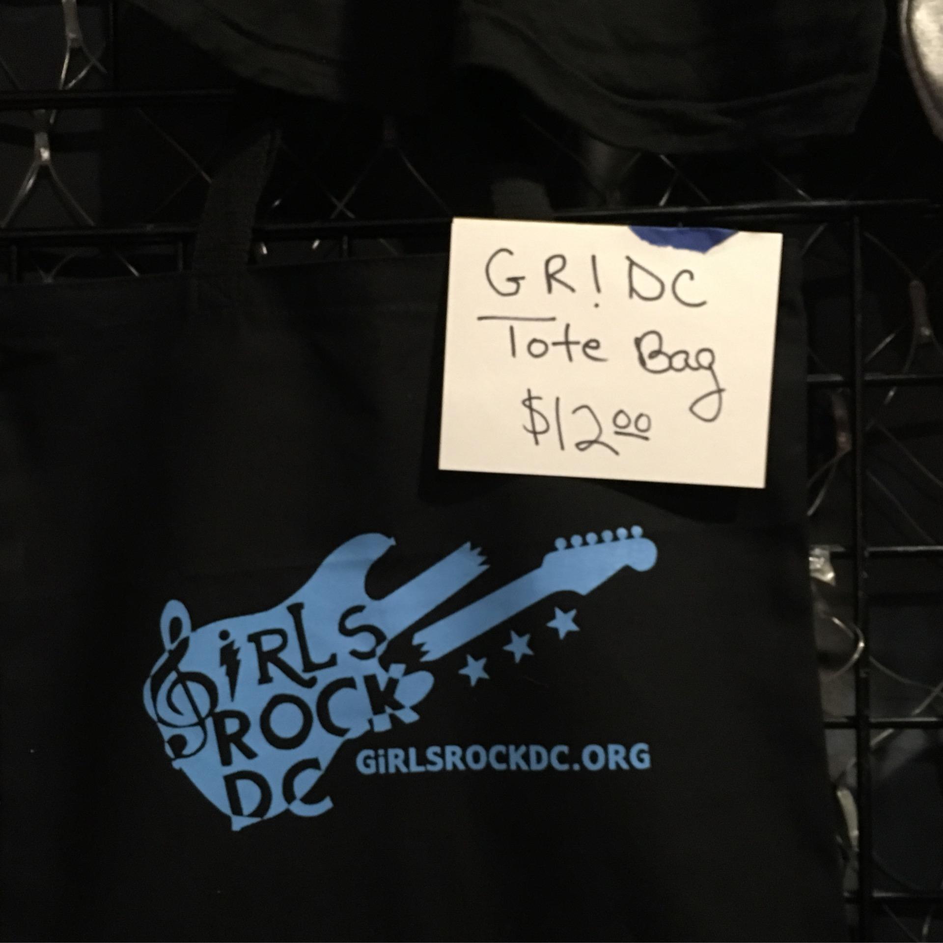 Old GR!DC - Tote Bag
