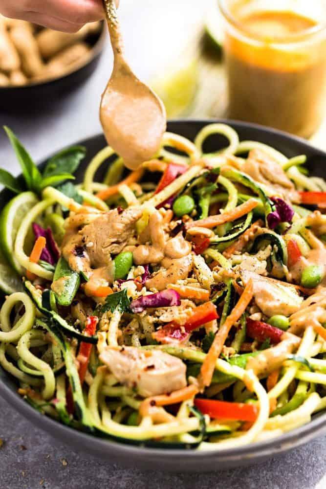 Garden Noodle Bowl