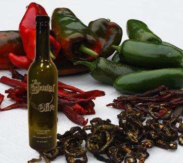 Chipotle Olive Oil