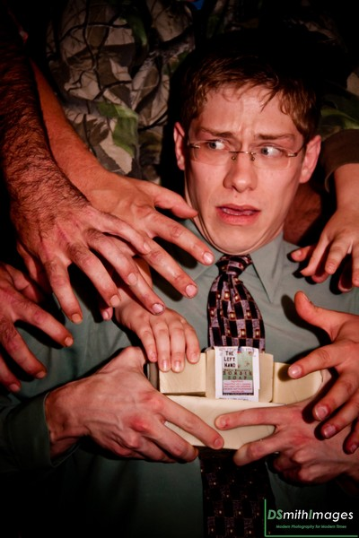 zombie hands left - photo #46