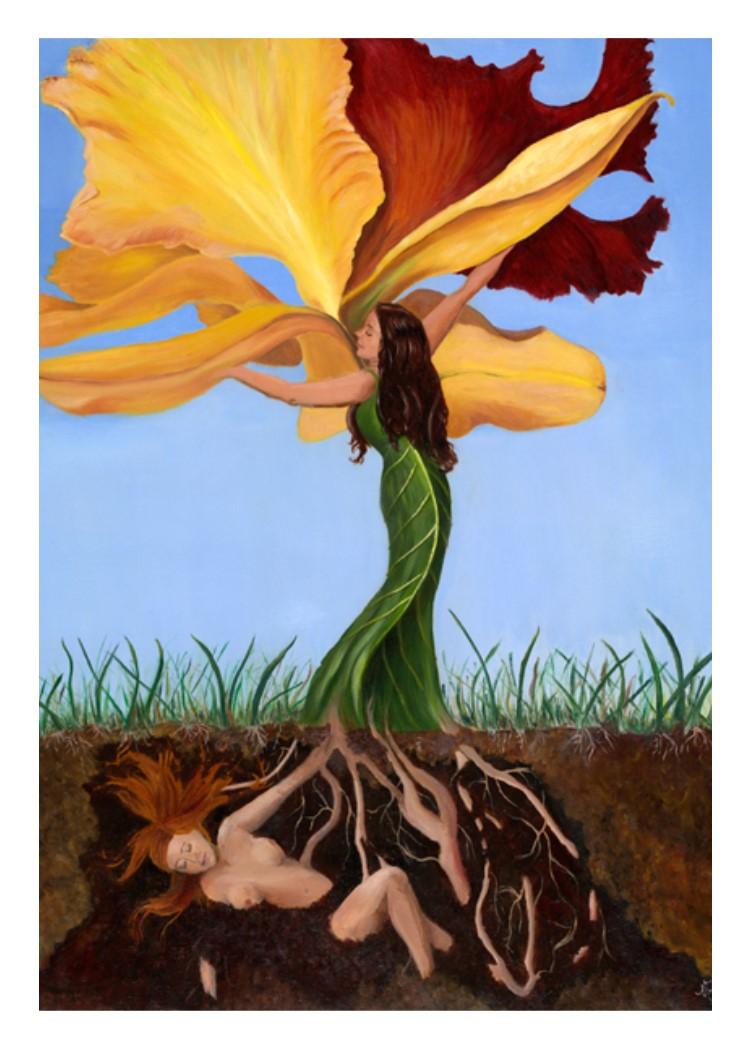 Resurrected Art Card
