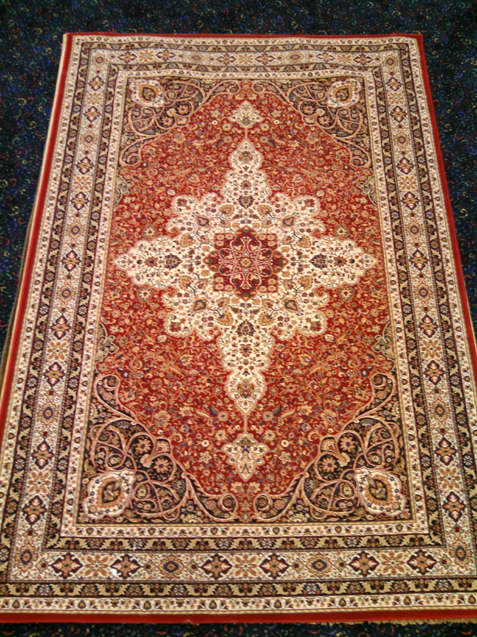 Oriental Weavers Egyptian Area Rug Ancient Persian