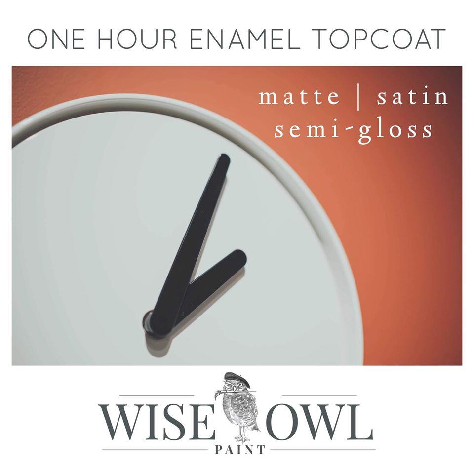 One Hour Enamel - Clear