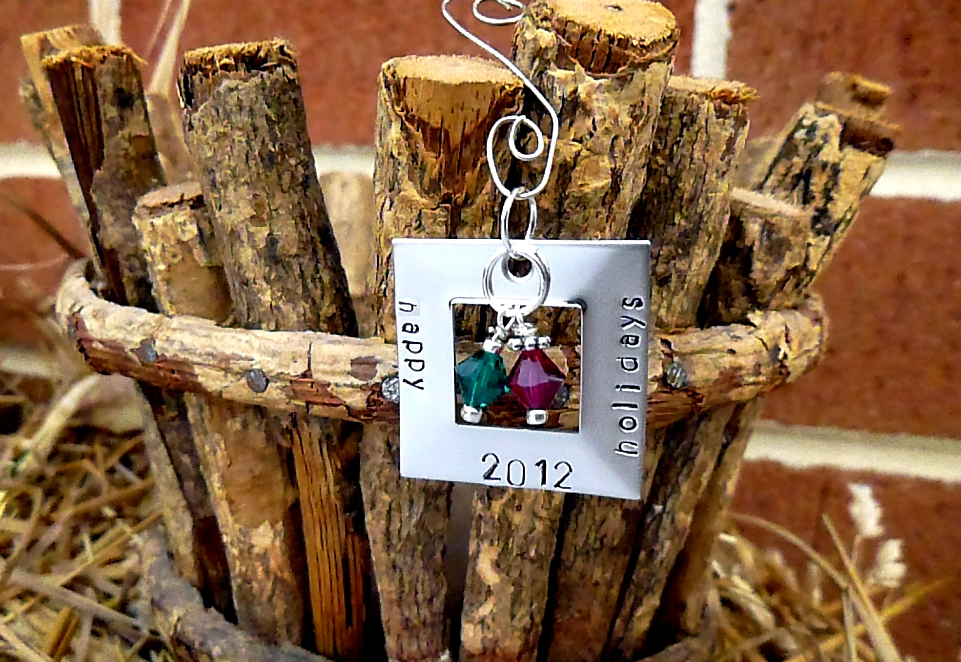 Christmas Ornament Personalized