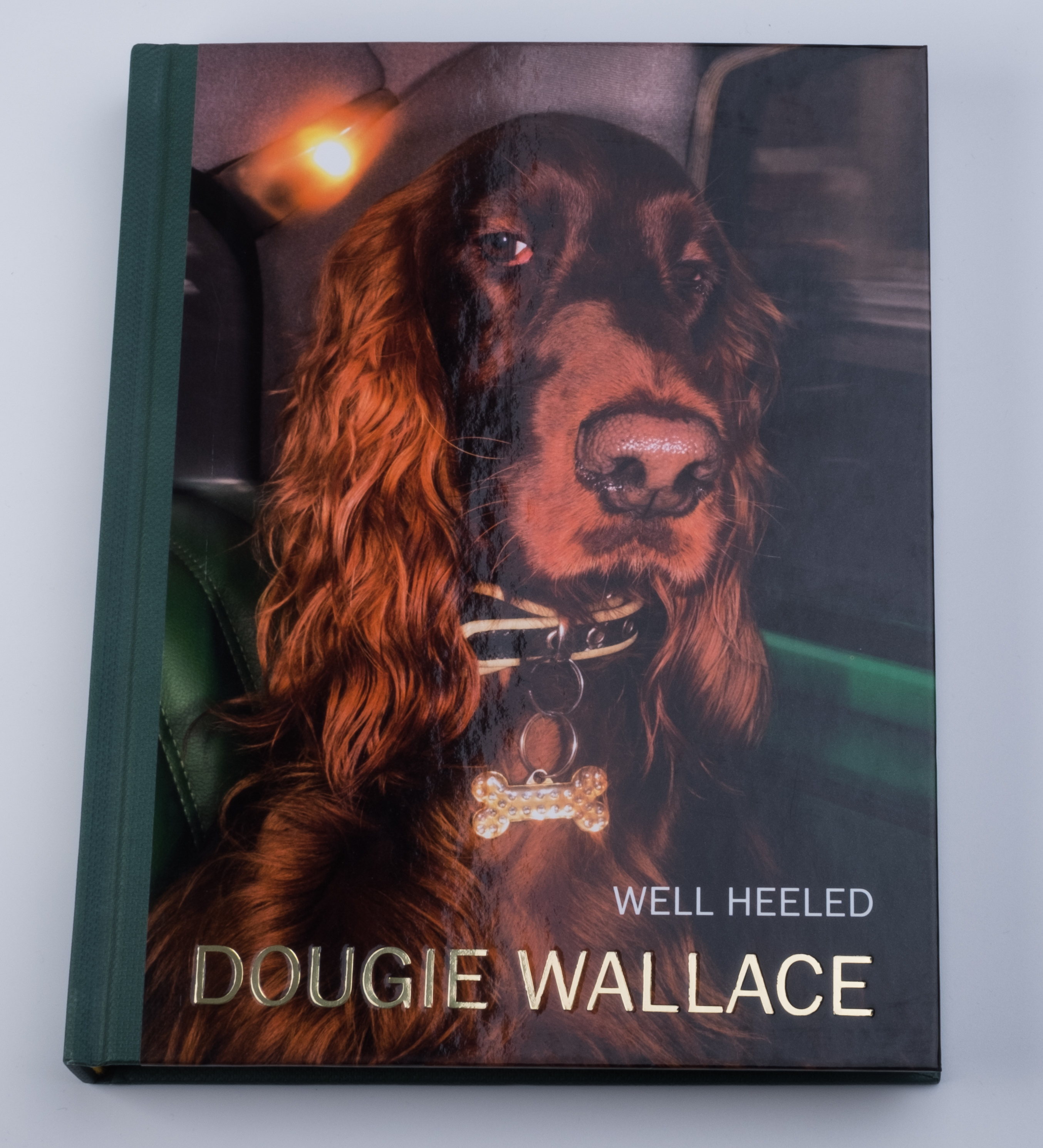 DOUGIE WALLACE - Well Heeled