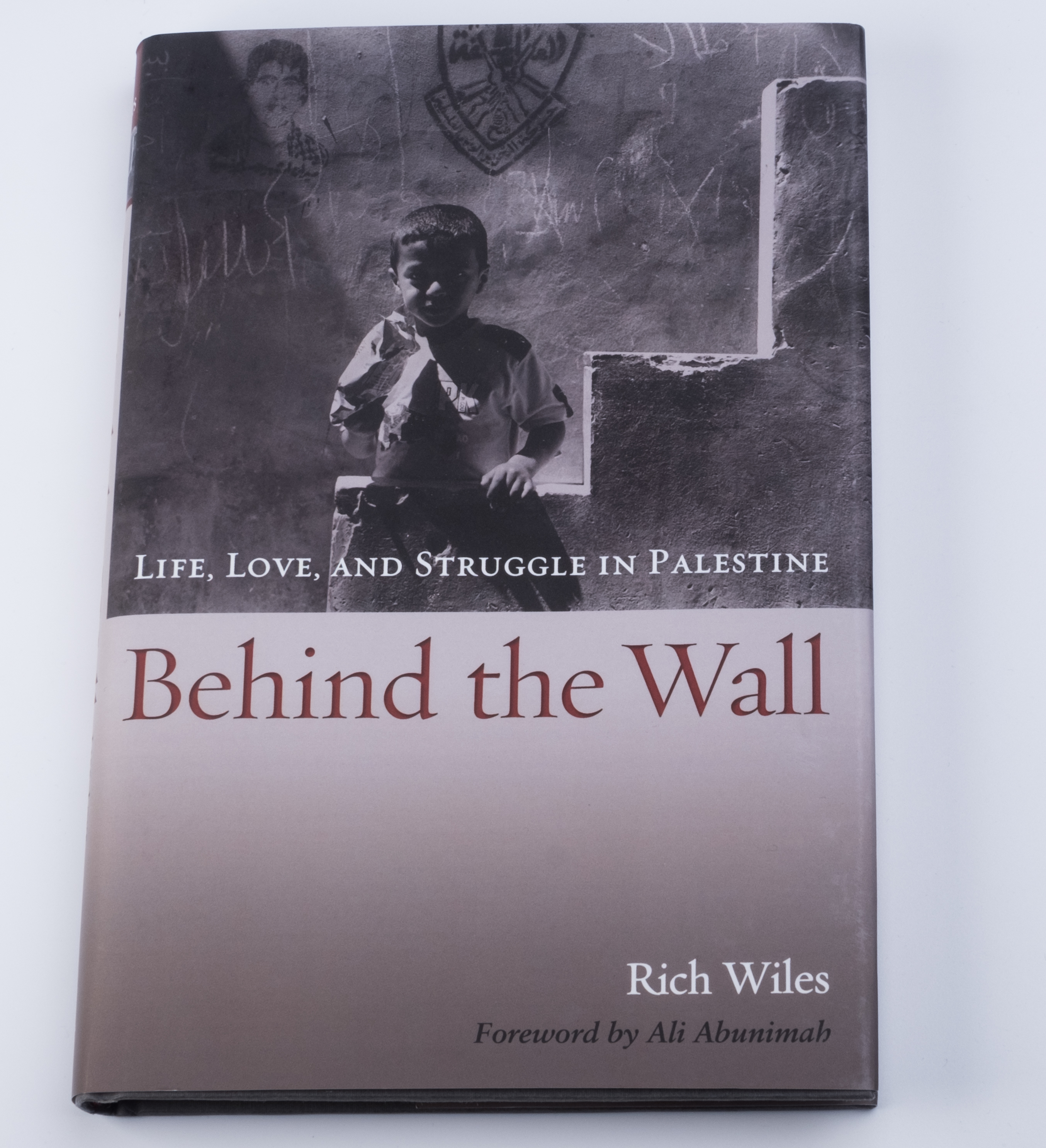 RICH WILES - Behind The Wall