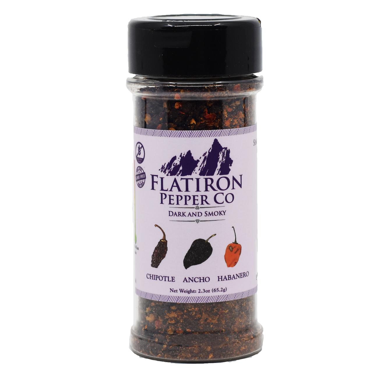 Dark and Smoky  - Flatiron Pepper Co