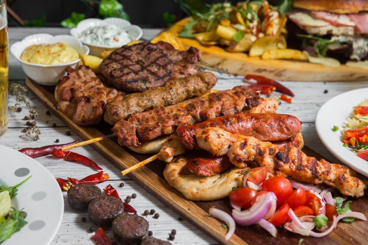 Meals-Now Platter Greek (4-6 persons)