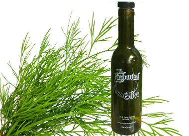 Wild Fernleaf Dill Fused Olive Oil