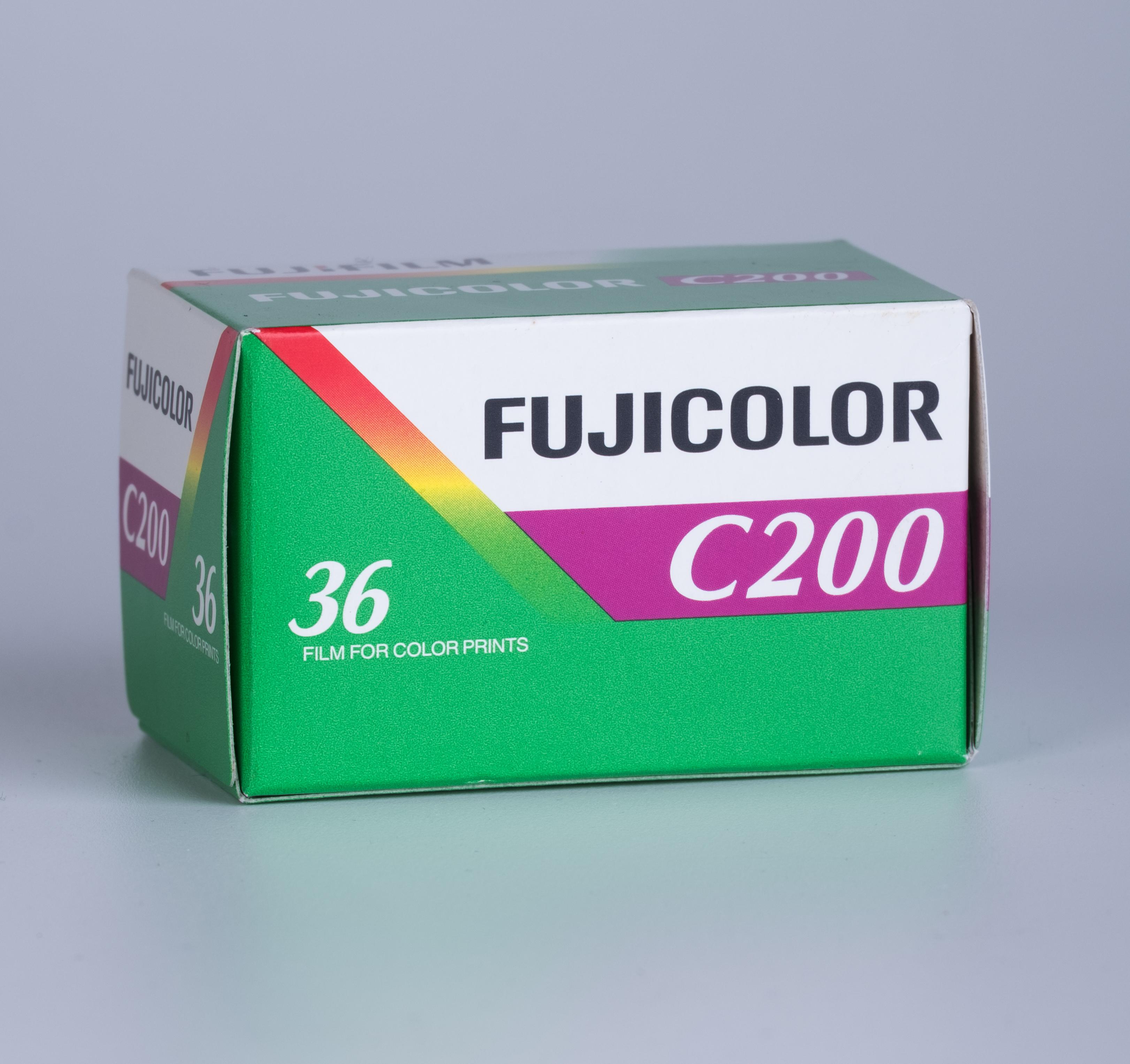 Fujicolour C200 35/36exp