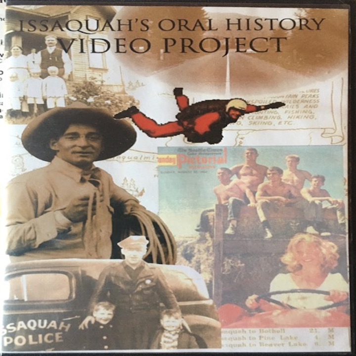 Issaquah's Oral History DVD