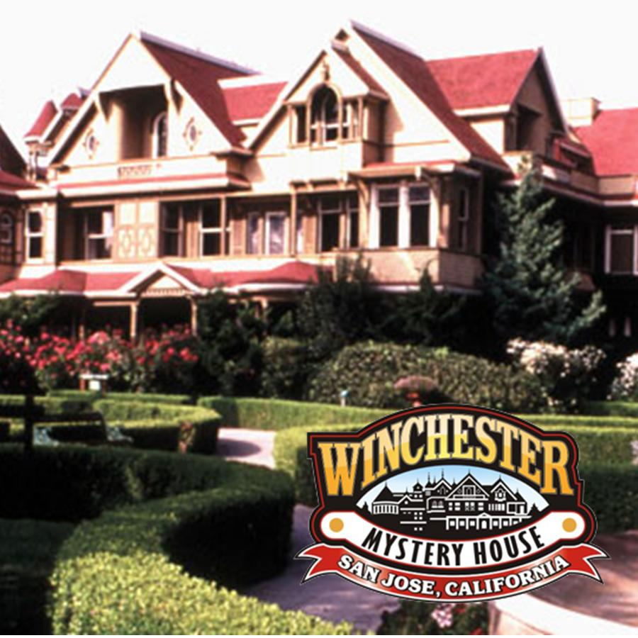Winchester Mystery House Tour Tickets