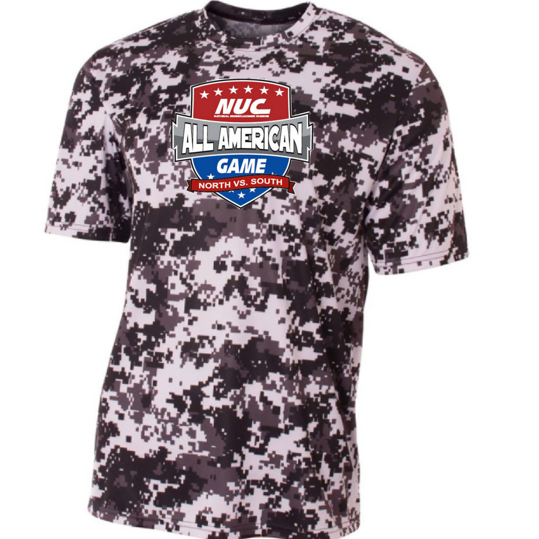 Nuc All American Camouflage Performance Shirt